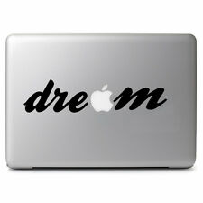 "Dream Writing for Apple Macbook Air Pro 11 13 15 17"" Laptop Vinyl Decal Sticker"