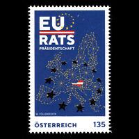 Austria 2018 - Austrian Presidency of the Council of the European Union - MNH