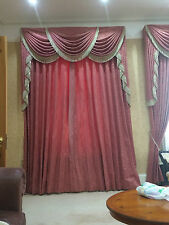 Curtain & Pelmet Set