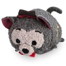 "Disney Store Tsum Tsum 3.5"" Scat Cat The Aristocats Mini Plush New with Tags"