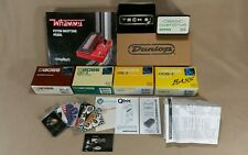 GUITAR PEDAL BOX LOT Boss DD5 OC3 OS2 ODB3 Whammy GCB80 Tech 21 Bass DI MXR M66