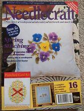 Needlecraft - Issue 34 - April 1994 - Free P&P