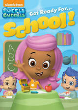 BUBBLE GUPPIES: GET READY FOR SCHOOL! (NEW DVD)