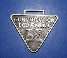 AW-152 Eaton, Yale, Towne Construction Equipment Pocket Watch Fob Advertising
