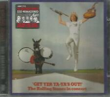 THE ROLLING STONES - Get yer ya-ya's out! - CD DSD remastered
