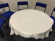 Handmade Floral & Nature Tablecloths