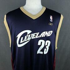 Lebron James #23 Cleveland Cavaliers NBA Basketball Jersey XL Reebok Team Gear