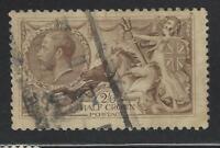 VEGAS - 1919 Britain - Sc# 179 - Cat= $70 - Solid - ~F-VF (DG27)