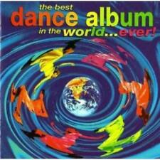 Various : Best Dance Album in the World...Ever! CD