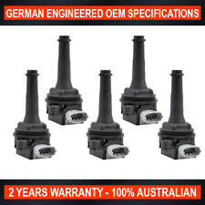 5 x Ignition Coil for Ford Focus ST XR5 RS Mondeo XR5 Kuga 5 Cyl 2.5L Turbo