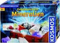 Geheimnisvolle Mineralien # finde und untersuche Edelsteine * KOSMOS Experimente