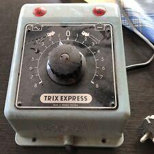 Älterer Trix Trafo