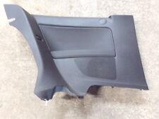16270 H5 MK3 5F SEAT LEON FR NS PASSENGERS REAR QUARTER PANEL INTERIOR CARD TRIM