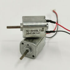 2pcs Mini 6 Pole Rotor Minebea 15mm15mm Square Motor Large Torque Dc12v 6500rpm