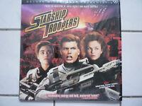 Starship Troopers (Sci Fi Action Verhoeven 2x US Laserdisc Set + Bonus 1998!!!!)