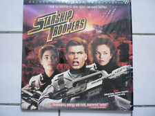 Starship Troopers (Sci Fi Action Verhoeven 2x US Laserdisc Set + Bonus 1998!!!!)