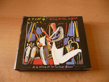 Doppel CD Sting - Bring on the night  - 1986 - 13 Songs