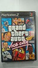Grand Theft Auto: Vice City (Sony PlayStation 2, 2002) GTA PS@