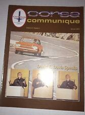 Corsa Communique Magazine David E. Davis January 2005 033117NONRH
