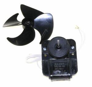 Ventilator Universal 6 Watt 230 Volt F61-10G + Kabel Flügel NoFrost Kühlschrank