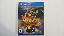 Back To the Future 30th Anniversary Edition PlayStation 4 PS4