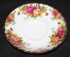 "Royal Albert - Old Country Roses - 5 1/2"" Saucer - 1st/vgc"