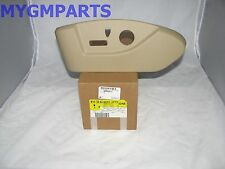 CADILLAC STS DRIVERS POWER SEAT SWITCH TAN BEZEL TRIM PANEL 2005-2011 88993973