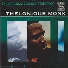 CD album thelonious monk original jazz Classical collection 90`s zyx