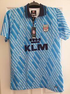 Brentford FC Copa Remake Shirt - 1992-94 - XL - BNWT