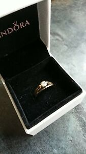 Vintage 9ct Gold Ring solitaire m