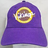 Minnesota Vikings NFL Fanatics adjustable cap/hat