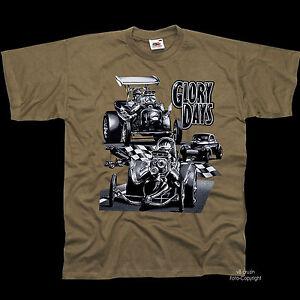Dragster T-Shirt Racing Hot Rod Lowrider Kustom Auto Race Quartermile *1095