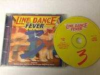 Various Artists - Line Dance Fever, Vol. 3 (1997) FREEPOST CD