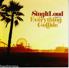 cd-album, Sing It Loud - Everything Collide, 11 tracks