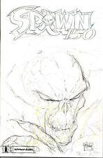 Spawn # 150 McFarlane Sketch Cover