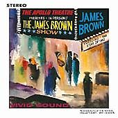 James Brown - Live at the Apollo (CD Live Recording 1962)