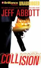Collision by Jeff Abbott (2008, CD, Unabridged)