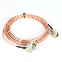 For QYT KT-8900 YAESU ICOM KENWOOD Radio Adapter Extension Cord Cable Antenna
