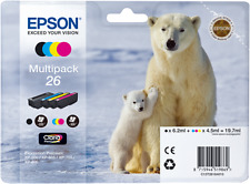 KIT Multipack T2616 cartuccia 4 colori ORIGINALE EPSON per  XP-710 / XP-615