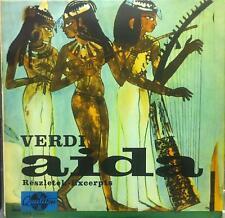 ANDRAS KORODY verdi aida LP Mint- LPX 1220 Vinyl 1965 Hungary Mono Press
