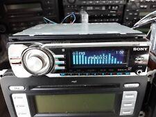 Sony CDX-GT710 Radio CD MP3 Player FM receptor de AM, Aux, control de sintonizador de satélite