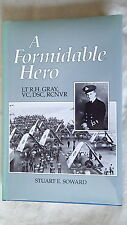 WW2 Canadian RCNVR A Formidable Hero Reference Book