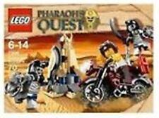 Lego Pharoahs Quest #7306 - Golden Staff Guardians - Sealed - A-1