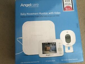 Angelcare baby movement and video monitor camera brand new