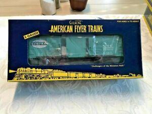 American Flyer by LTI #49048 NYC Operating Box Car! L@@K!