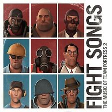Valve Studio Orchestra - Fight Songs: The Music of Team Fortress 2 [CD]