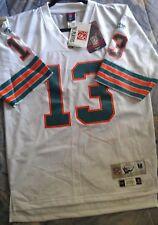 Dan Marino Miami Dolphins 1984 NFL Throwback Vintage Jersey Reebok White M