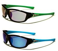 New Sporty, sleek and colorful X-Loop Rectangle Men's Sunglasses UV400 XL616