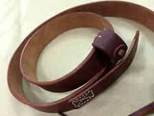 British P 1853 Enfield/ P 1864 Snider Rifle Sling - Brown Leather (Repro) Gift