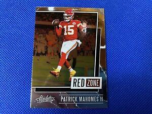 2020 Absolute Red Zone #RZ-PM Patrick Mahomes II Kansas City Chiefs